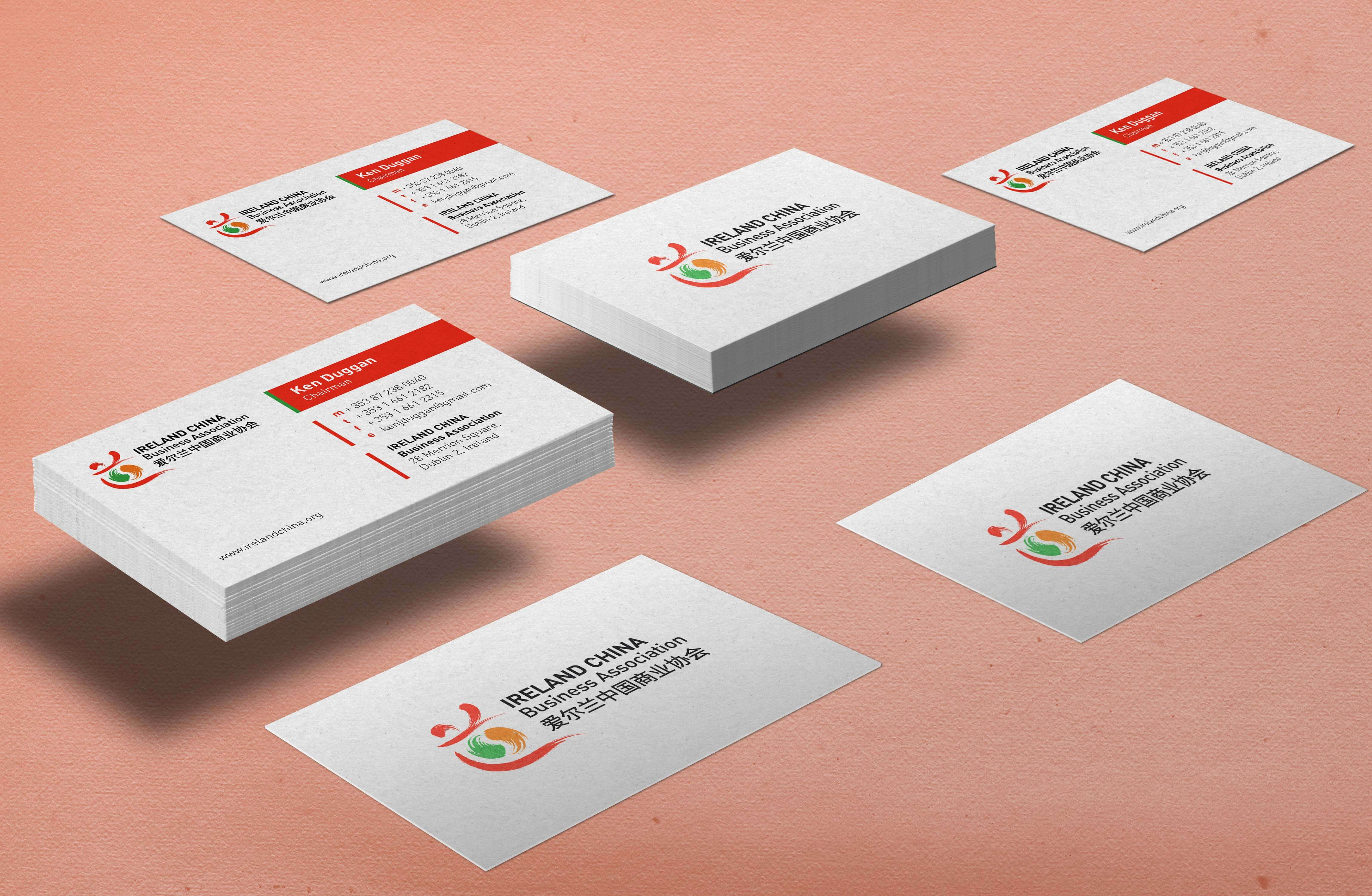 Business Cards Ireland Online Images - Card Design And Card Template